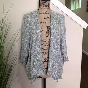 Maurice's kimono sleeve cardigan